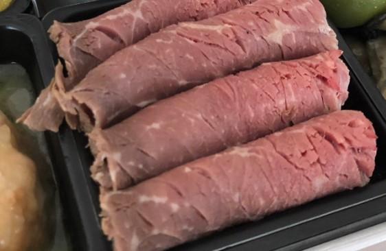 オイシックスのおせち料理「黒毛和牛のローストビーフ」
